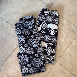 2 for 1  Just cozy legging